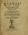 Baif - De re navali - Title Page - 1541.png