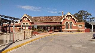 Bairnsdale railway station railway station in Bairnsdale, Victoria, Australia