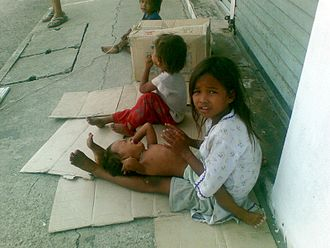 Refugees of the Philippines - Image: Bajau Laut (Pala'u) Pictures