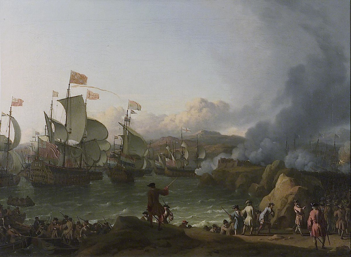 Bakhuizen, Battle of Vigo Bay.jpg