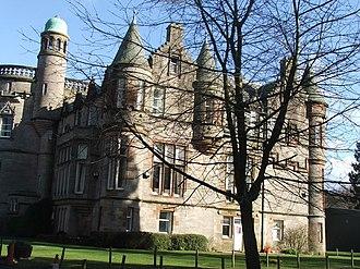 Ballikinrain - Ballikinrain Castle