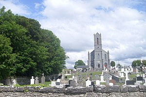 Ballintra - Ballintra Roman Catholic church.
