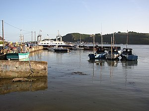 Ballyhack, County Wexford - Ballyhack Harbour