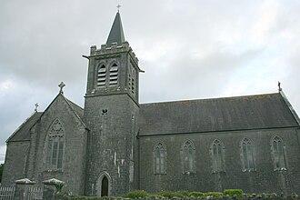 Ballymacward - Ballymacward Church