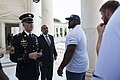 Baltimore Ravens Visit Arlington National Cemetery (35912758733).jpg