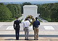 Baltimore Ravens Visit Arlington National Cemetery (36326454940).jpg