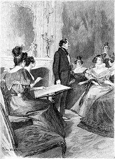 <i>Modeste Mignon</i> literary work of Balzac
