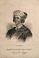 Bampfylde Moore Carew, a vagabond. Stipple engraving by R. P Wellcome V0007033.jpg