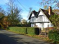 Banda Lodge, Binfield Heath - geograph.org.uk - 615101.jpg