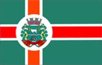 Nordic Cross flag - Image: Bandeira Colorado RS