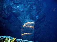 Submarine volcano - Wikipedia Pacific Ocean Underwater Volcanoes