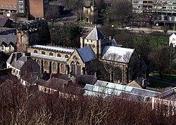 Cathédrale de Bangor