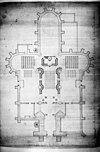 bankenplan in archief hervormde gemeente - geertruidenberg - 20075774 - rce