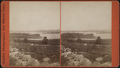Bantam Lake, looking east - towards Island Hotel, by Landon, S. C. (Seth C.).png