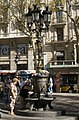 Barcelona - Rambla de Canaletes - View ENE.jpg