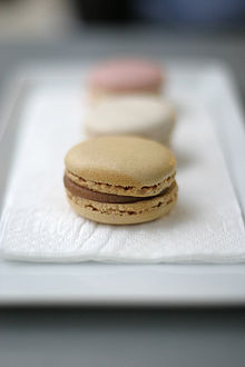 Baroque macarons, December 2009.jpg