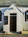 Bassenthwaite Methodist Chapel, Doorway - geograph.org.uk - 576763.jpg