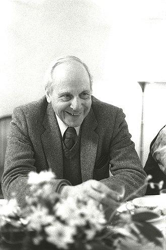 Gert Bastian - Gert Bastian in 1987