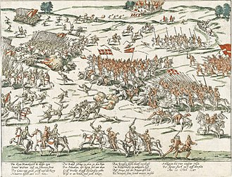 Battle of Coutras - Image: Bataille de Coutras