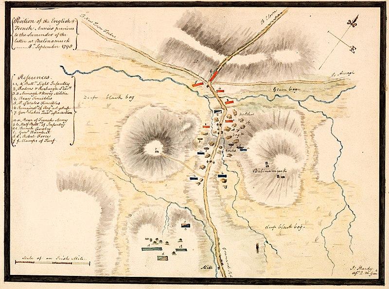 File:Battle of Ballinamuck, 1798 (9675655157).jpg - Wikimedia Commons