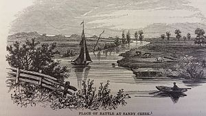 Battle of Big Sandy Creek - Image: Battle of Big Sandy Creek