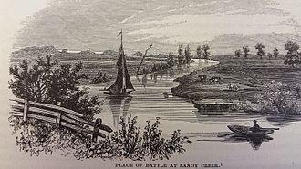Battle of Big Sandy Creek - Battle of Big Sandy Creek