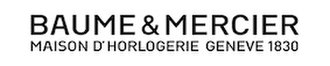 Baume et Mercier - Image: Baume et Mercier New Logo Small