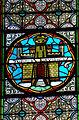 Bazens - Église Saint-Martial - Vitrail -4.JPG