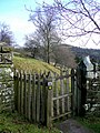 Beacons Way gate - geograph.org.uk - 1634477.jpg