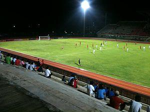 Thai Honda Ladkrabang F.C. - 72-years Anniversary Stadium