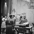 Beeld achter de coulissen van de Scala in Milaan, Bestanddeelnr 254-5321.jpg