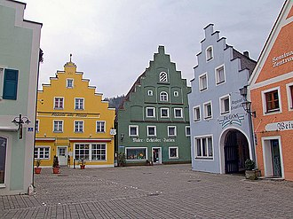 Beilngries - Houses in Beilngries