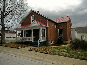 National Register of Historic Places listings in Franklin County, Missouri