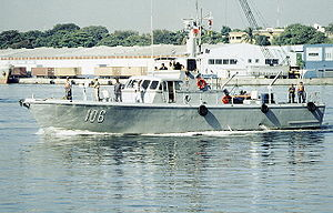 Dominican Navy - GC-106 Bellatrix