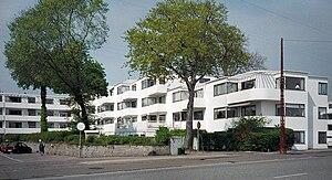 Bellavista i Klampenborg.