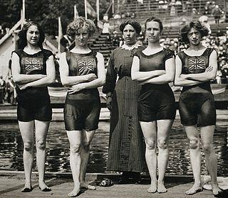 History of competitive swimwear