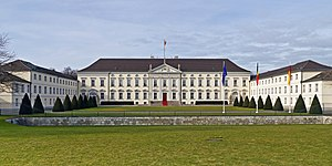 Bellevue Palace (Germany) - Image: Bellevue Palace Berlin 02 14
