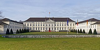 official residence of the President of Germany