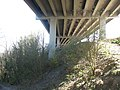Below the upper, road, deck of Pont Britannia - geograph.org.uk - 388434.jpg