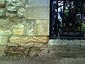 Benchmark on ^2 Meadow Cottages (Deadmans Walk) - geograph.org.uk - 2033053.jpg