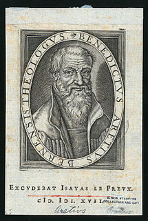 Swiss Protestant theologian and natural philosopher