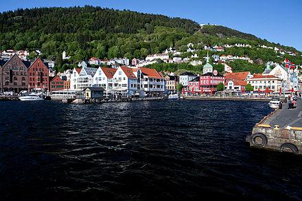 norges største Knarvik