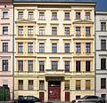 Berlin, Kreuzberg, Adalbertstrasse 72, Mietshaus.jpg