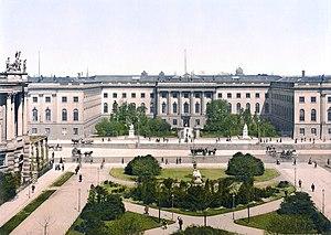 Komitas - The Frederick William University c. 1900
