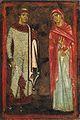 Berlinghiero Berlinghieri. Crocifisso di Fucecchio, detail, 1230-35, Fucecchio, Museo Civico.jpg