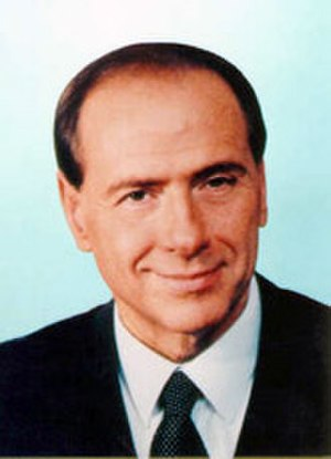 Italian general election, 1994 - Image: Berlusconi 94