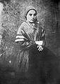 Bernadette Soubirous en 1861 photo Bernadou 2.jpg