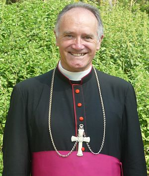 Bernard Fellay - Bishop Fellay at Villepreux (France), June 2012