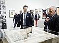 Besuch der deutschsprachigen Finanzminister im Leopold Museum (50264243646).jpg