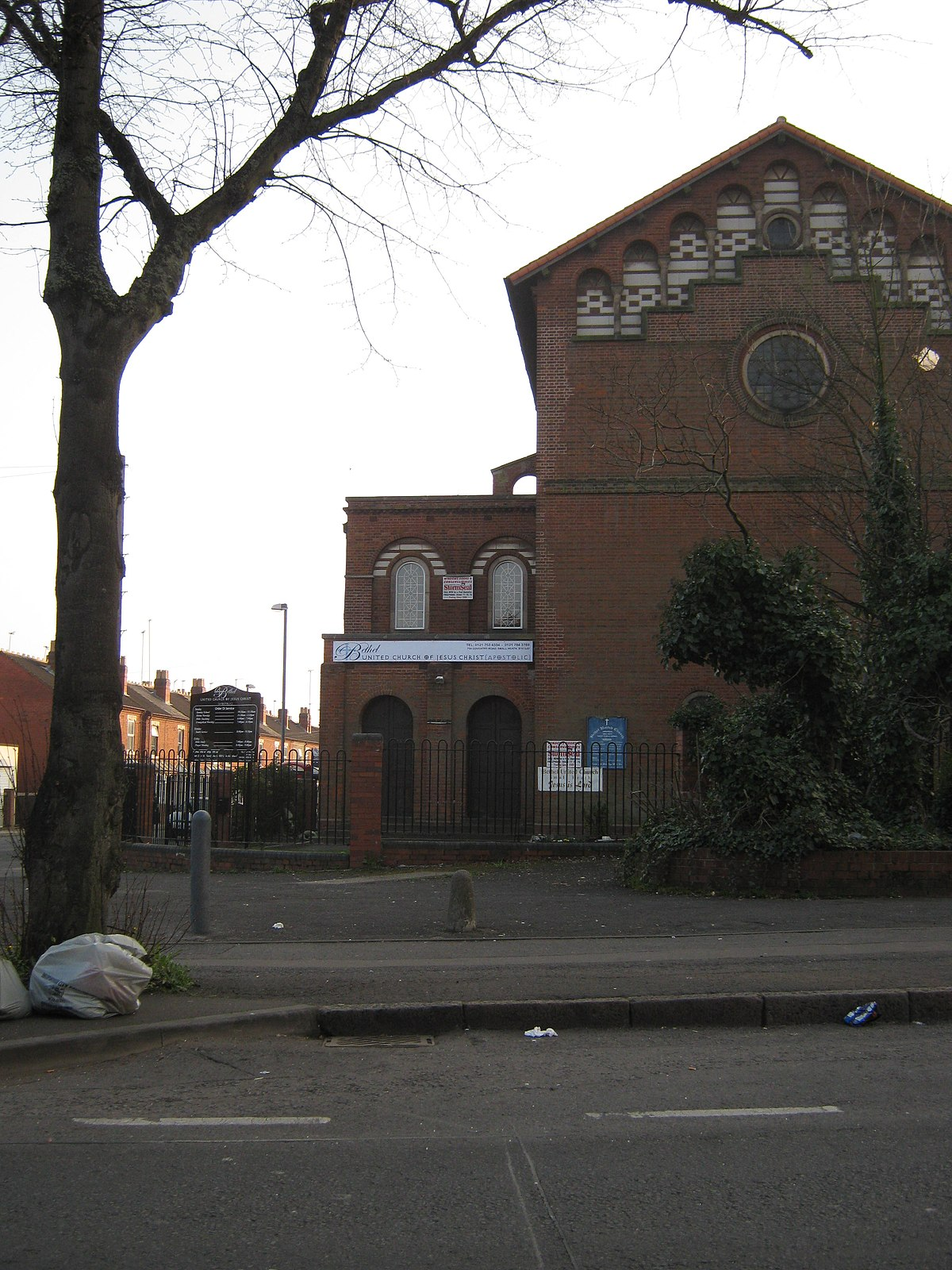 St Gregory the Great's Church, Small Heath - Wikipedia